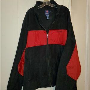 Chaps Jackets & Coats - NWT Mems Chaps ZipUp